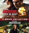 Jack Reacher 1-2 (Blu-ray)
