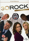 30 Rock - Season 1-4 (12-disc) (ej svensk text)