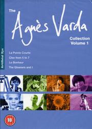 Agnès Varda Collection - Volume 1 (4-disc) (ej svensk text)