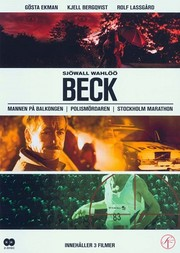 Beck: Volym 2 (Gösta Ekman) (2-disc)