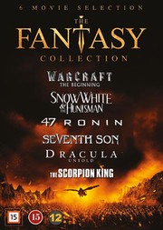Fantasy Collection Box (6-disc)