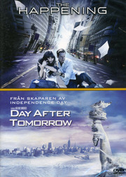 The Happening / Day After Tomorrow (2-disc)