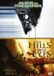 Alien Vs. Predator / Hills Have Eyes - Unrated (2-disc)