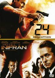 24 - Redemption / Hotet Inifrån (2-disc)