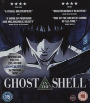 Ghost In the Shell (ej svensk text) (Blu-ray)