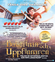 Ballerinan och Uppfinnaren (Blu-ray) (Begagnad)