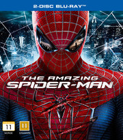 Amazing Spider-Man (2-disc) (Blu-ray) (Begagnad)
