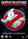Ghostbusters 1-3