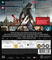 Assassin's Creed (Blu-ray) (Begagnad)