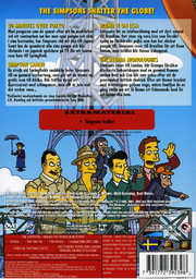 Simpsons - Around the World In 80 D'ohs (Begagnad)