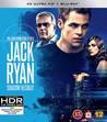 Jack Ryan: Shadow Recruit (4K Ultra HD Blu-ray)