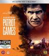 Patriot Games (4K Ultra HD Blu-ray)