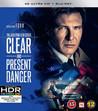 Påtaglig Fara (4K Ultra HD Blu-ray)