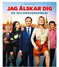 Jag Älskar Dig - En Skilsmässokomedi (Blu-ray) (Begagnad)