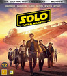 Solo - A Star Wars Story (4K Ultra HD Blu-ray)