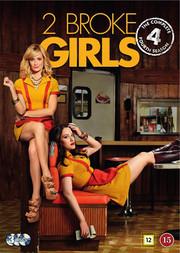 2 Broke Girls - Säsong 4 (Begagnad)