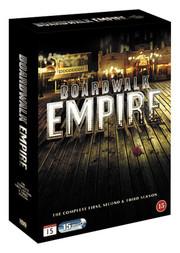 Boardwalk Empire - Säsong 1-3 (15-disc)