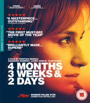 4 Months, 3 Weeks & 2 Days (ej svensk text) (Blu-ray)