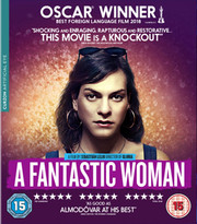 A Fantastic Woman (ej svensk text) (Blu-ray)