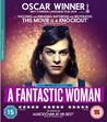A Fantastic Woman (ej svensk text) (Blu-ray)