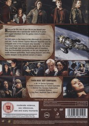 Firefly - Complete Series (ej svensk text)