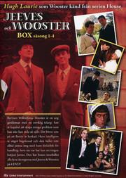 Jeeves Och Wooster - Hela Serien (8-disc)
