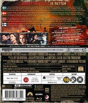 Pet Sematary (30th Anniversary) (4K Ultra HD Blu-ray + Blu-ray)