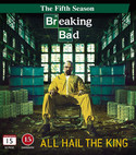 Breaking Bad - Säsong 5 Del 1 (Blu-ray)