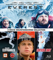 4 Movie Mountaineering Collection