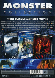 Monster Collection (3-disc)
