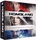 Homeland - Säsong 1-3 (Blu-ray)