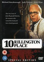 10 Rillington Place (ej svensk text)