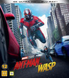 Ant-Man And the Wasp (4K Ultra HD Blu-ray)