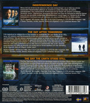 Doomsday Collection (3-disc) (Blu-ray)