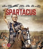 Spartacus: 55th Anniversary Restored Edition (Blu-ray)