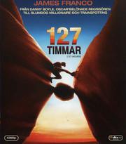 127 Timmar (Blu-ray)
