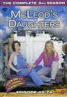 McLeod's Daughters - Säsong 3 (Begagnad)