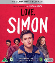 Love, Simon (4K Ultra HD Blu-ray)