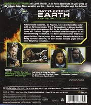 Battlefield Earth (ej svensk text) (Blu-ray)