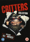 Critters Collection 1-4 (4-disc) (ej svensk text)