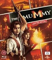 Mummy - Comic Book Collection (Blu-ray)
