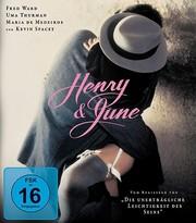 Henry & June (ej svensk text) (Blu-ray)