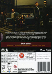 Brotherhood - Säsong 1-3 (Hela Serien) (8-disc)