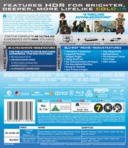 Draktränaren  (4K Ultra HD Blu-ray)