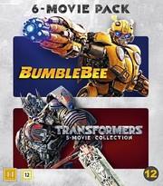 Transformers 1-6 (Blu-ray)