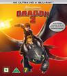 Draktränaren 2 (4K Ultra HD Blu-ray)