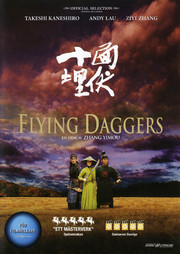 Flying Daggers (Begagnad)