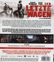 The Last Wagon (ej svensk text) (Blu-ray)