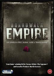 Boardwalk Empire Box - Säsong 1-4 (19-disc)