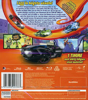 Team Hot Wheels - En Supercool Start (Blu-ray)